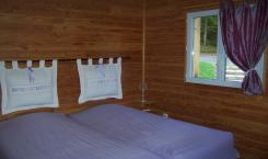 Chalet Ch1 2 ou 3 pers chalet